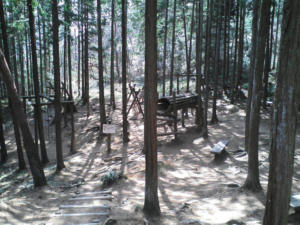 フィールドアスレチック外観/みどりの村(埼玉県/小鹿野町)
