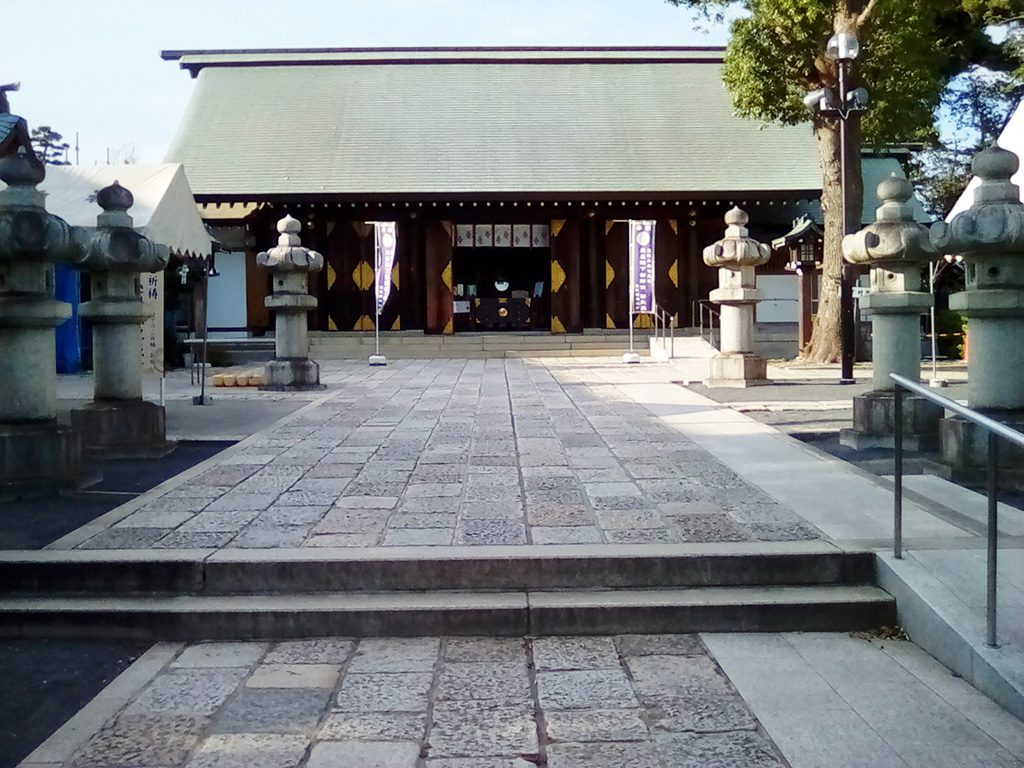 松陰神社(東京都/世田谷区)
