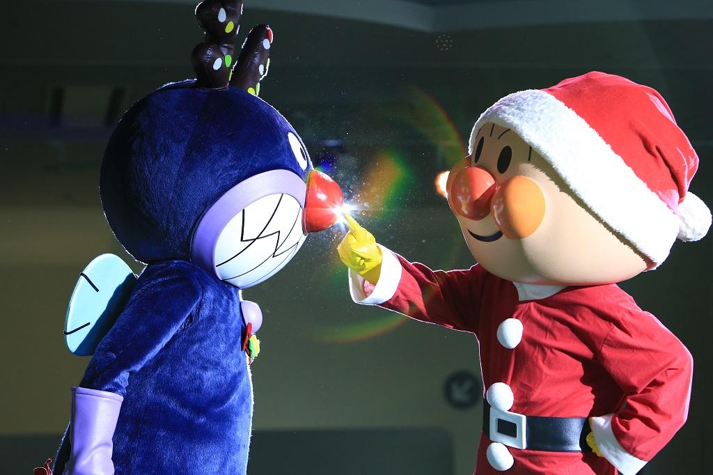 クリスマスメインステージ/横浜アンパンマンこどもミュージアム(神奈川県/横浜市)