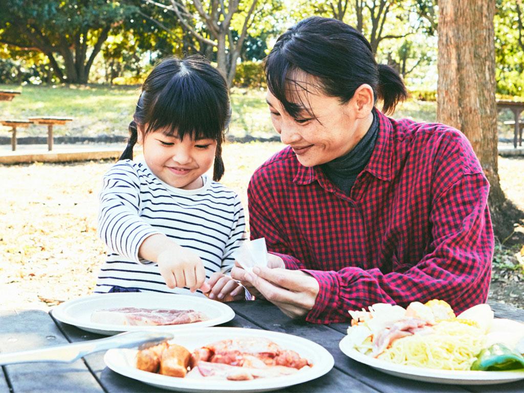 食育にもぴったりBBQ/葛西臨海公園(東京都/江戸川区)