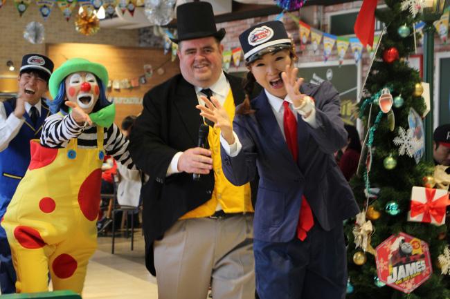 クリスマススペシャルパーティーも/富士急ハイランド(山梨県/富士吉田市)