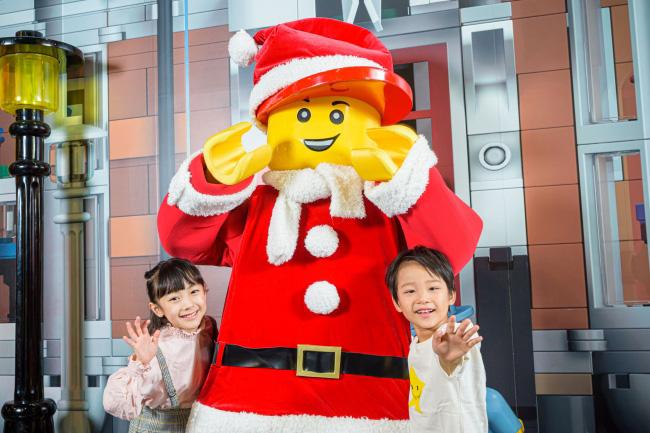 キャラクターグリーティング/レゴランド®・ディスカバリー・センター東京(東京都/港区)