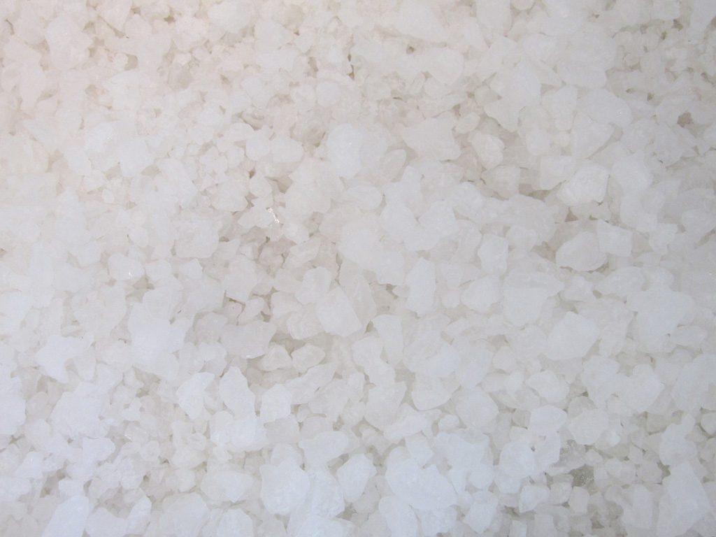 塩の拡大写真/たばこと塩の博物館(東京都/墨田区)