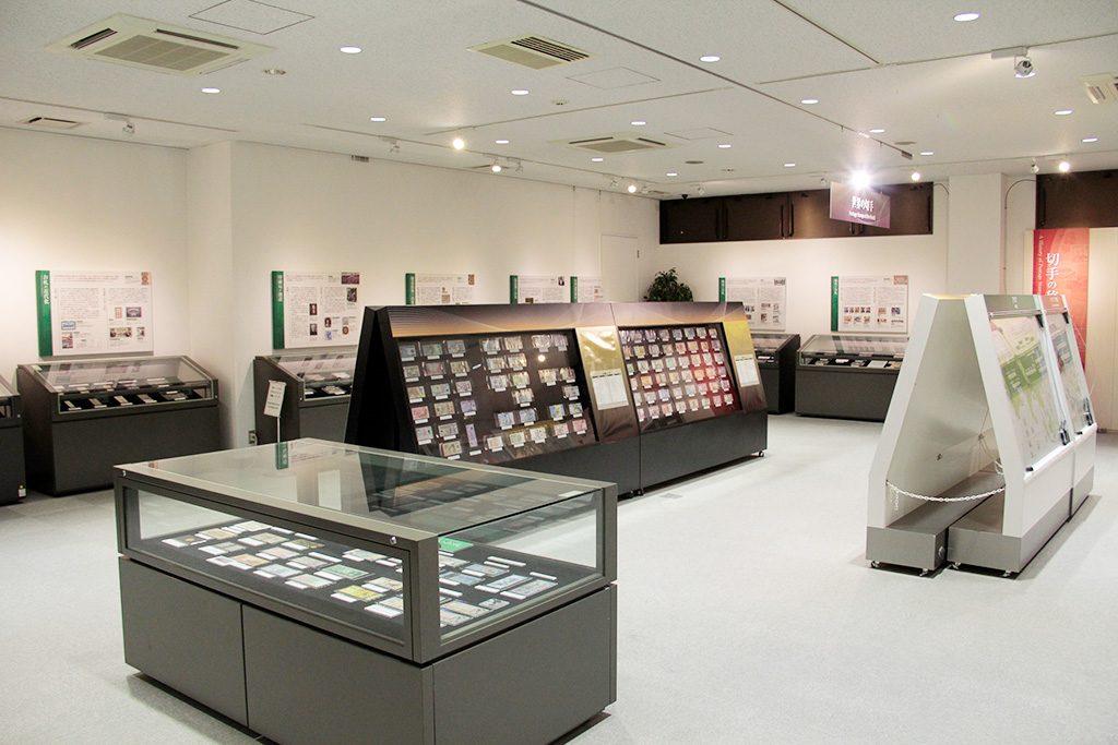 2階展示室/お札と切手の博物館(東京都/北区)