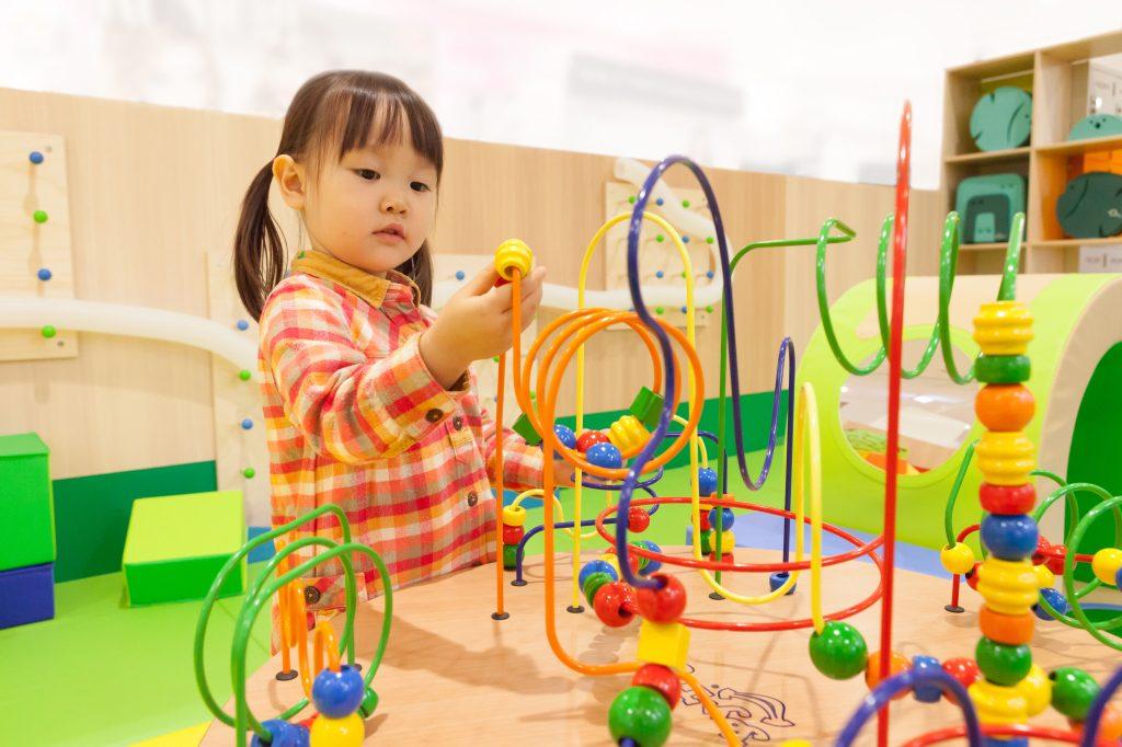 乳幼児専用のあそび場/あそびパークPLUSイオンレイクタウン店(埼玉県/越谷市)