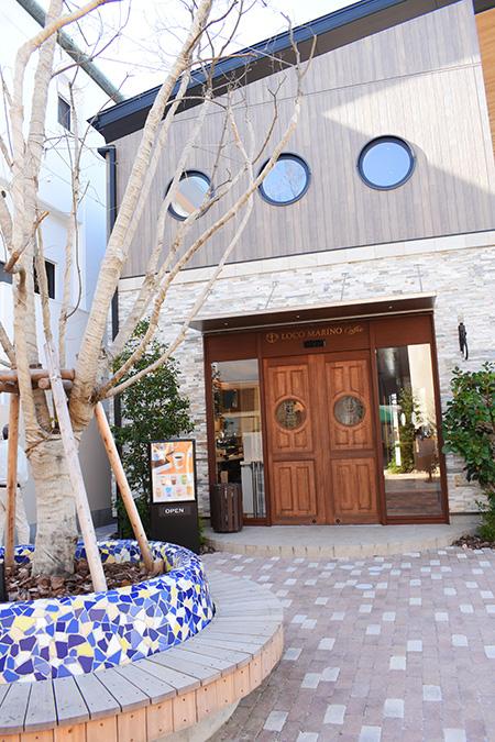 LOCO MARINO COFFEEの外観(静岡県/沼津市)