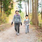 年齢別アドバイス付き! 子どもと一緒にハイキング・登山デビュー 徹底安心ガイド