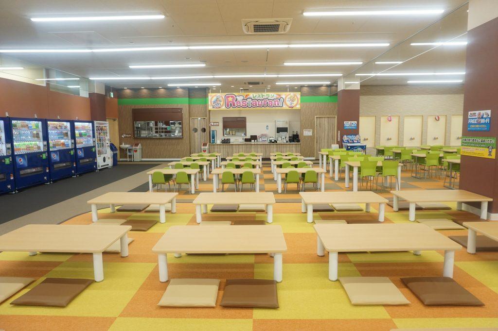 子ども向けメニュー充実のレストラン/ファンタジーキッズリゾート(東京都/武蔵村山市)