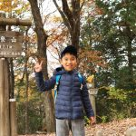 初心者の子連れ登山・ハイキングレポート!秩父・宝登山で7歳&2歳がデビュー