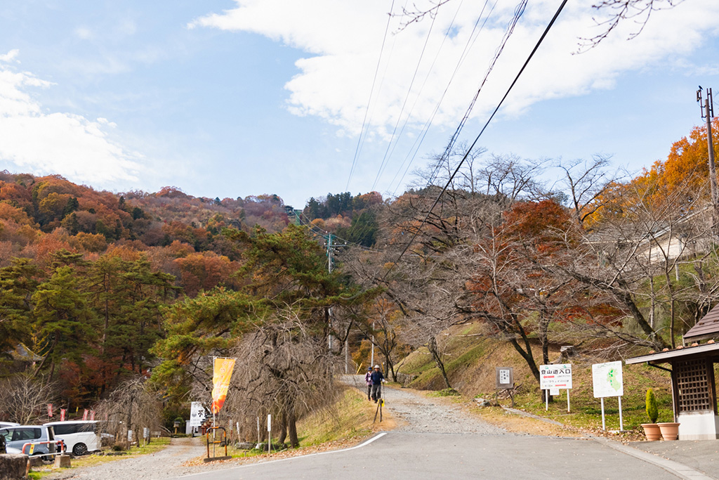 宝登山(埼玉県/秩父郡)