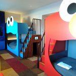 ユニバーサル・スタジオ・ジャパンに新ホテル誕生!スヌーピー・セサミストリート™のコラボルームに大喜び!!【キャラクタールーム】