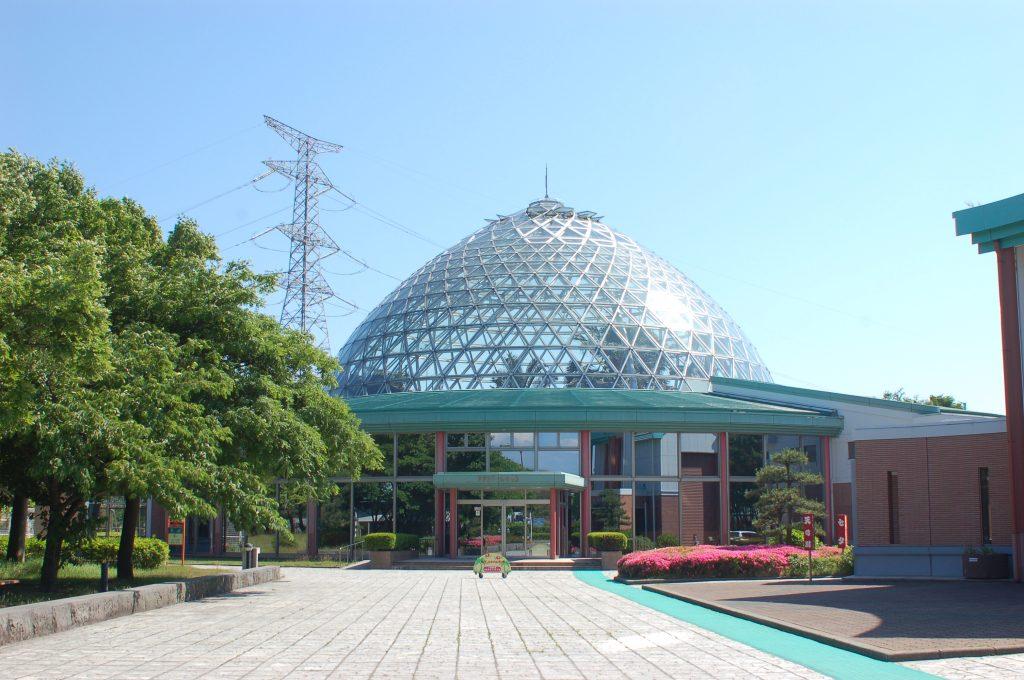 熱帯植物園/能代エナジアムパーク(秋田県/能代市)