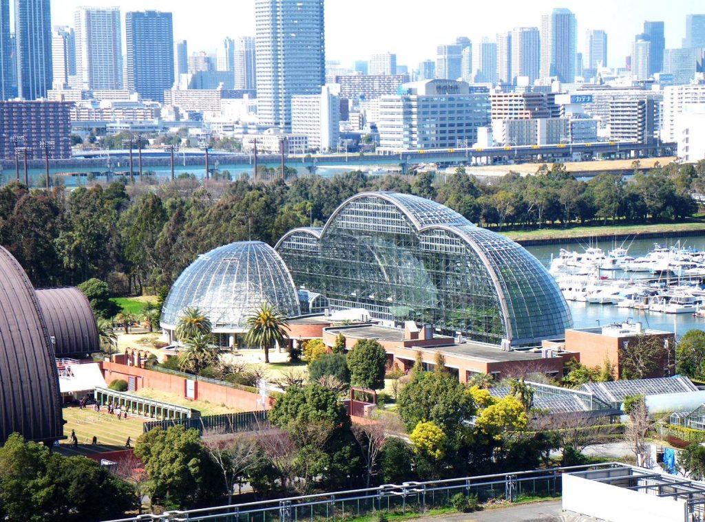 外観/夢の島熱帯植物館(東京都/江東区)