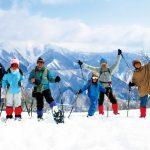 スノーシューで雪原散策ができて、キッズパークで雪遊びもできるスキー場8選