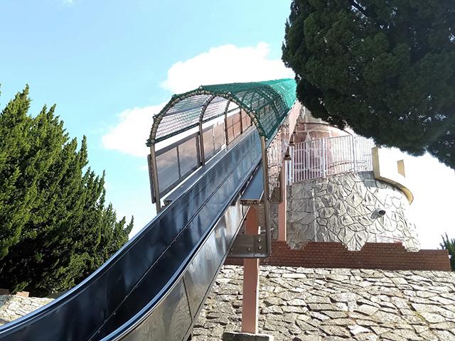 急降下滑り台【冒険ランド】/大泉緑地(大阪府/堺市)