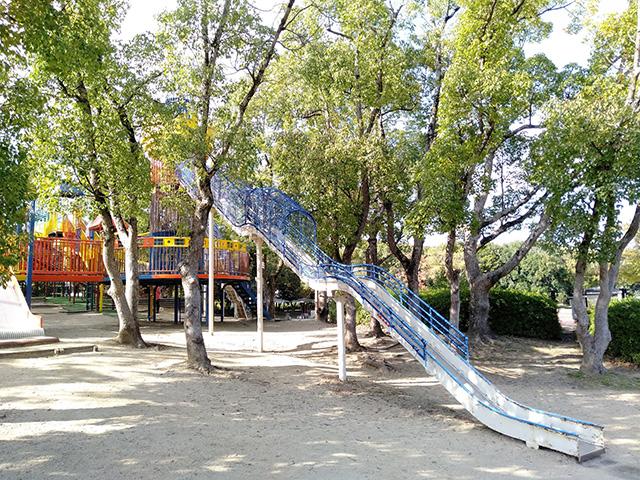 3連波打ちスライダー【わんぱくランド】/大泉緑地(大阪府/堺市)