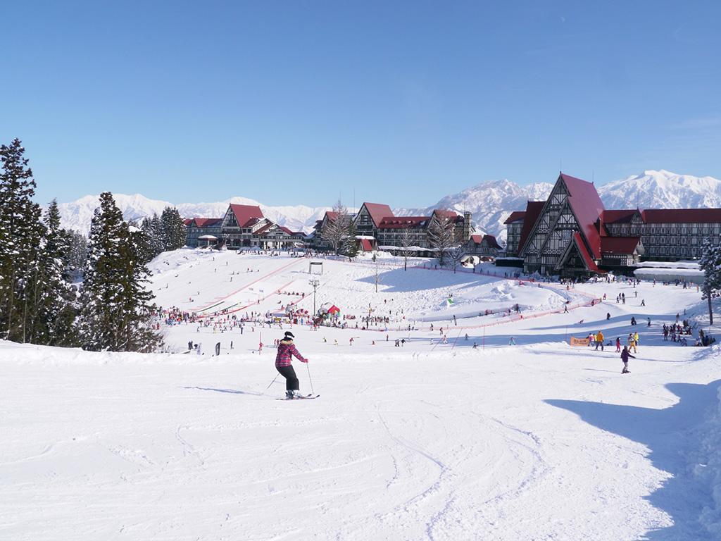 上越国際スキー場(新潟県/南魚沼市)