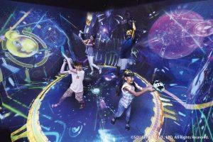 デジタル遊びが楽しい屋内遊園地&テーマパークまとめ!光・映像・音の体験が幻想的