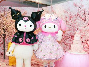 ピンクに癒される♪マイメロディ45周年イベントをサンリオピューロランドで開催中