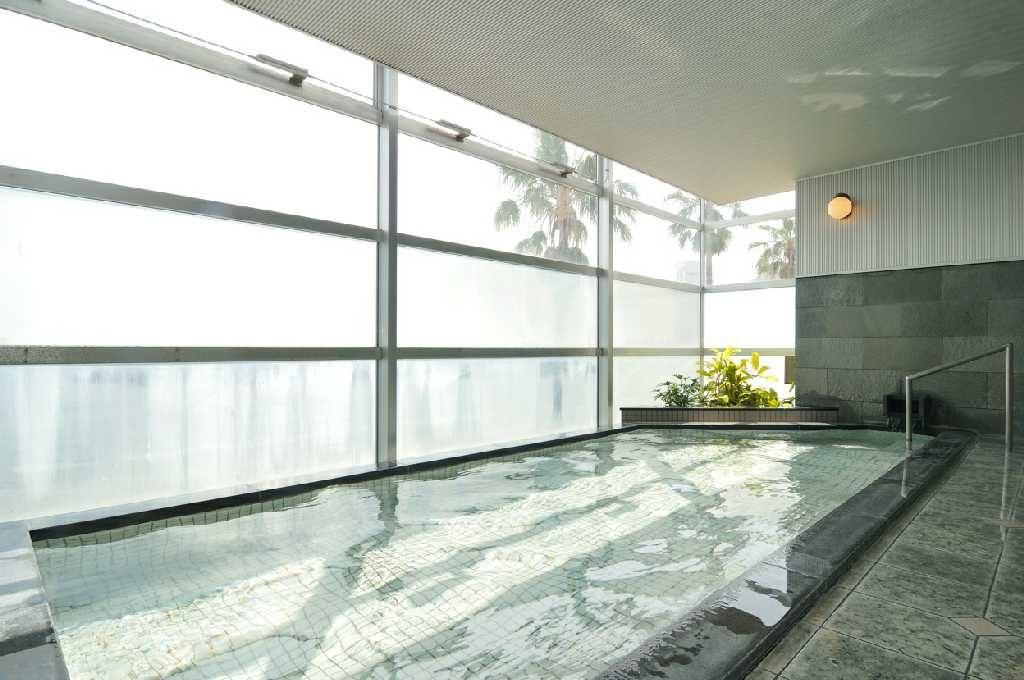海の見える大浴場/マリンスパあたみ(静岡県熱海市)