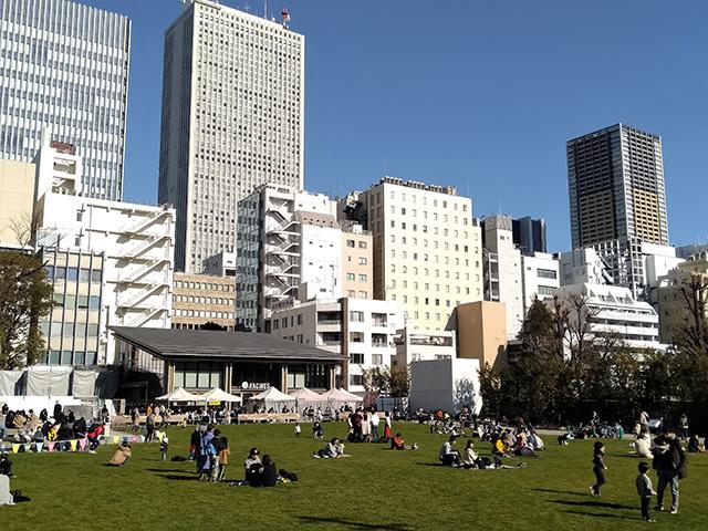 南池袋公園/JR東日本 機動戦士ガンダムスタンプラリー(東京都)