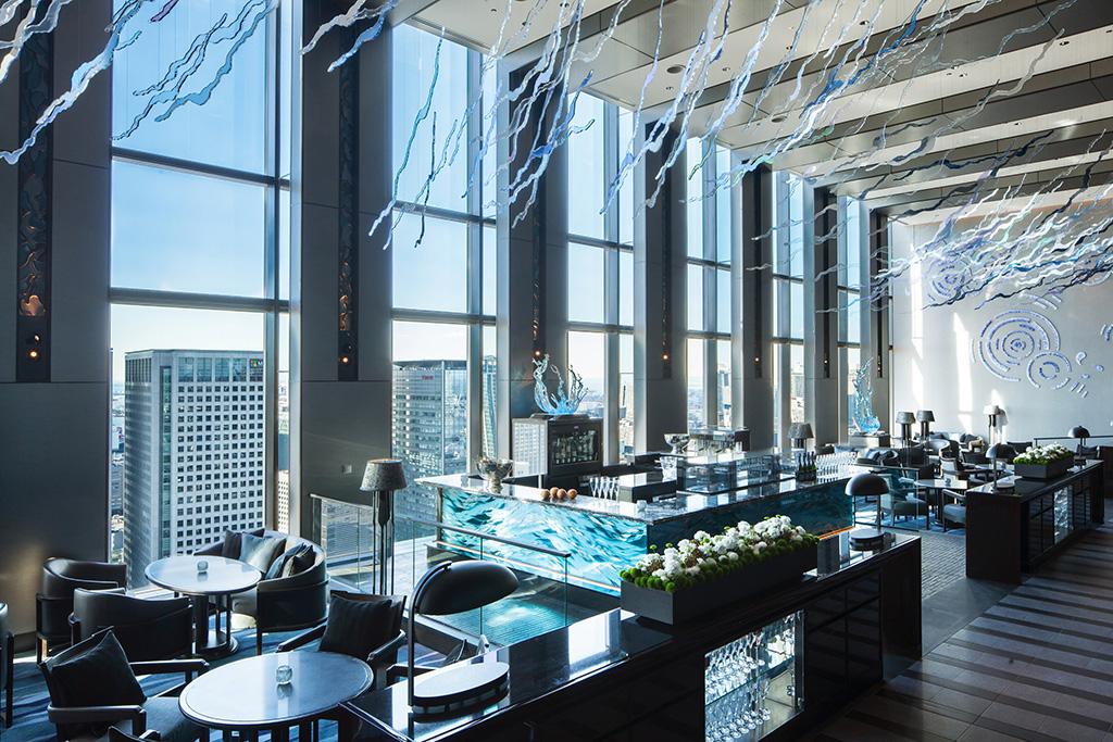 「DINING & BAR TABLE 9 TOKYO」AWA LOUNGE/品川プリンスホテル(東京都/港区)