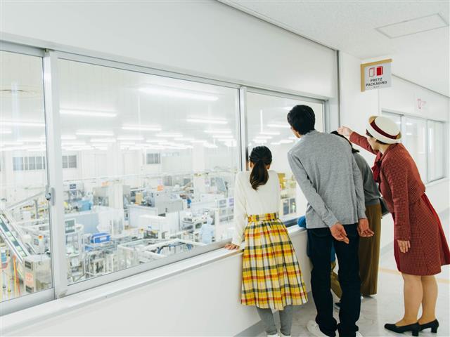 工場見学/お菓子の工園 グリコピア神戸(兵庫県/神戸市西区)