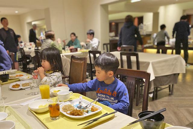 ホテルグリーンプラザ上越のレストラン/上越国際スキー場(新潟県/南魚沼市)