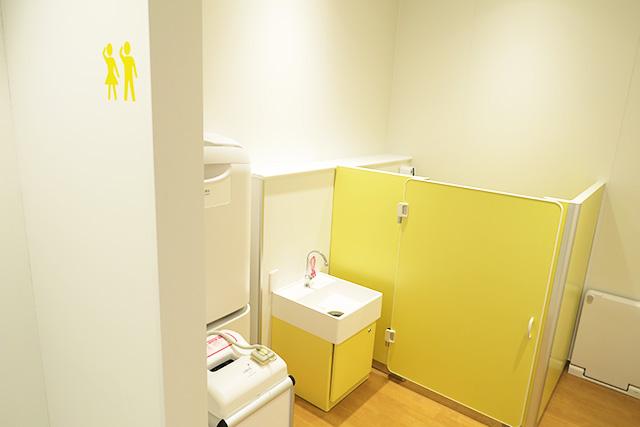 キッズ用トイレ/京急ミュージアム(神奈川県/横浜市)