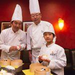 横浜中華街で点心作りにチャレンジ! 親子でおいしい&楽しい、料理体験