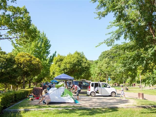しあわせの村キャンプ場(兵庫県/神戸市北区)