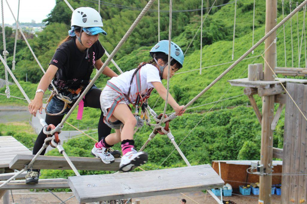 Adventure-G(アドベンチャーG)/ひこねスカイアドベンチャー(滋賀県彦根市)