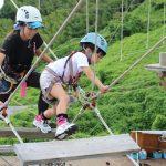 滋賀県のアスレチック9選!ジップラインや空中アスレチックなど親子でドキドキ体験