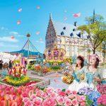 フラワーフェスティバル開催!春~初夏のハウステンボスは花に包まれた祝福の街に