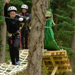 北海道のアスレチック10選!大自然の中、ツリートレッキングやジップラインが人気
