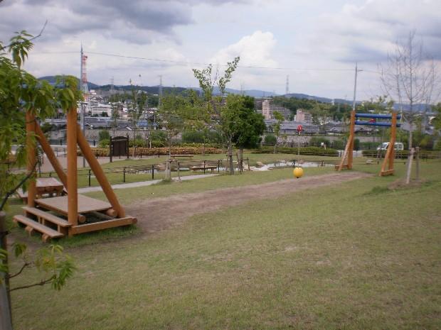 ターザンロープ/松出公園(大阪府箕面市)