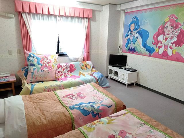 プリキュアルーム/白樺リゾート 池の平ホテル(長野県/立科町)