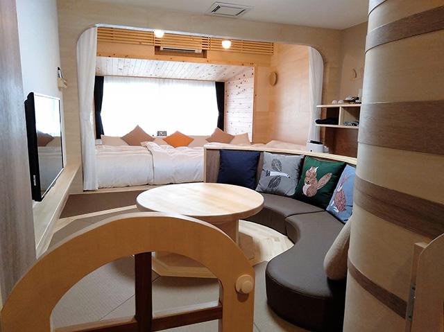 ママと子ルーム(mamatoco room)/白樺リゾート 池の平ホテル(長野県/立科町)