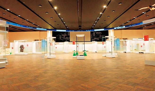 基本展示室/国立アイヌ民族博物館(北海道/白老町)