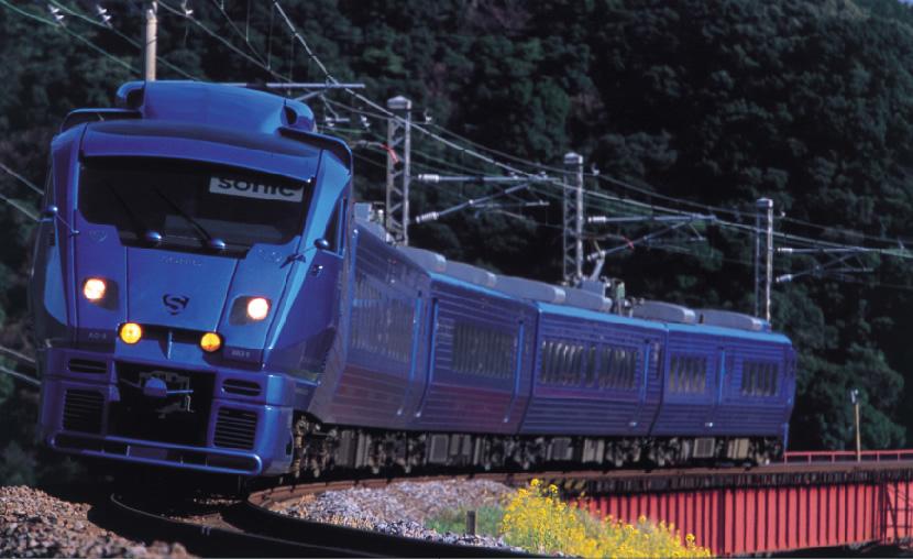 883系ソニック/JR北九州