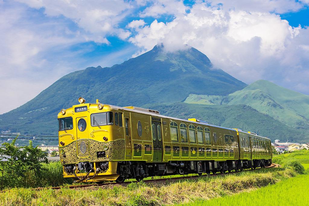 観光列車「或る列車」/JR北九州
