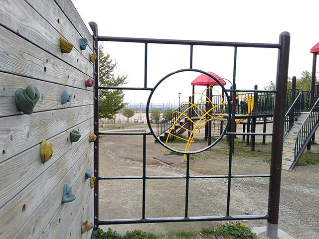 複合遊具/彩都なないろ公園(大阪府/箕面市)