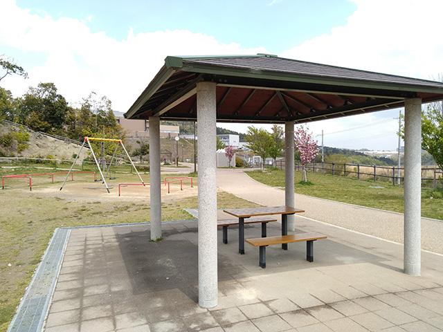 休憩スポット/彩都なないろ公園(大阪府/箕面市)