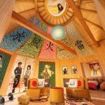淡路島「GRAND CHARIOT 北斗七星135°」に『NARUTO-ナルト-』とのコラボルーム「火影の別荘」が登場!