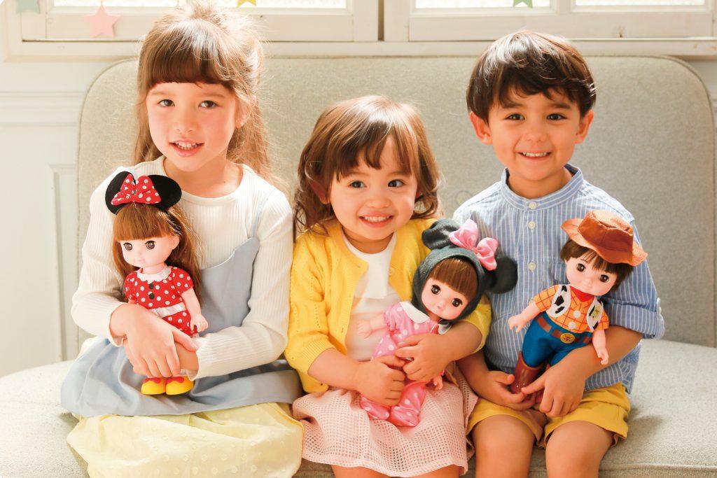 【プレゼント】ディズニーのお世話人形「ずっと ぎゅっと レミン&ソラン」シリーズ各1体を計3名様へ