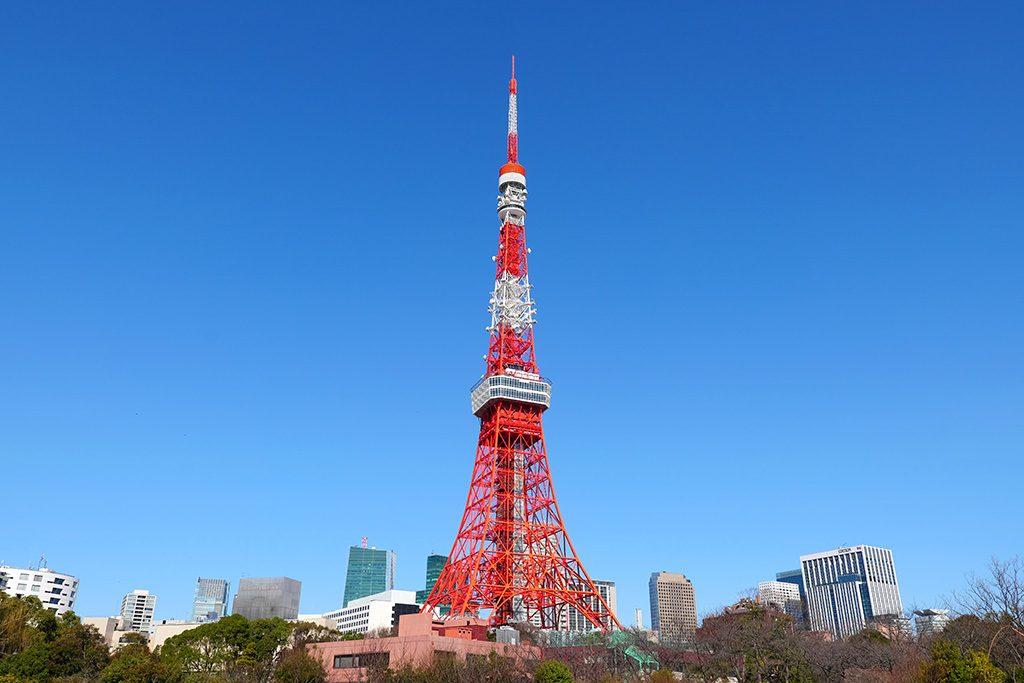 東京タワー(東京都/港区)
