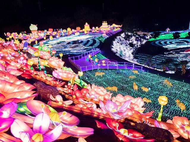 東海のイルミネーション18選(2020-2021)テーマパークや公園が子連れにおすすめ