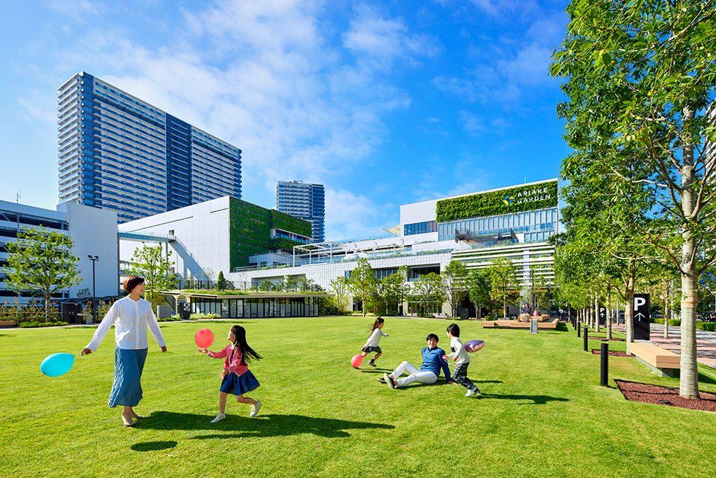 有明ガーデン(東京都/江東区)