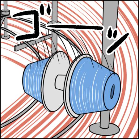 子どもに大人気!車輪の仕組みコーナー|2歳とお出かけ in 京都鉄道博物館⑤