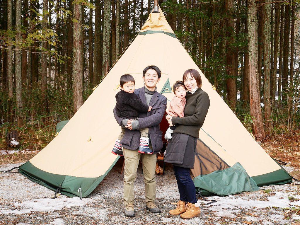 移住生活:田口さんご一家(岐阜県/下呂市)